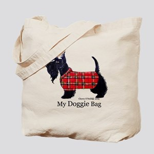 scottie doggie Tote Bag