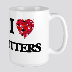 I Love Jitters Mugs