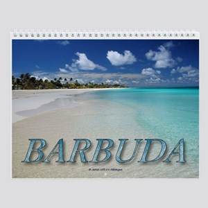 Barbuda Wall Calendar