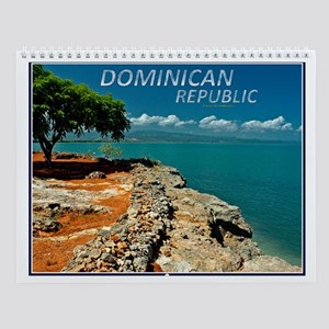 Dominican Republic Wall Calendar