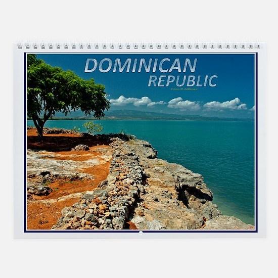 Dominican Republic Wall Calendar