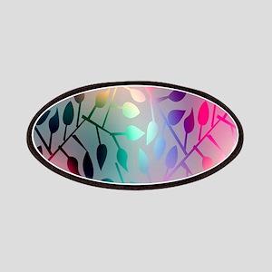 Leaf Rainbow Patch