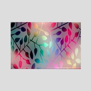 Leaf Rainbow Magnets
