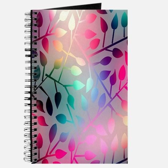 Leaf Rainbow Journal