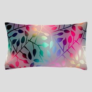 Leaf Rainbow Pillow Case