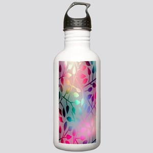 Leaf Rainbow Water Bottle
