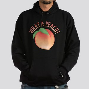 Cute What A Peach Hoodie