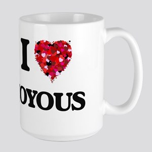 I Love Joyous Mugs