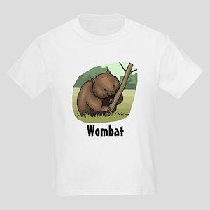 Wombat Kids Light T-Shirt