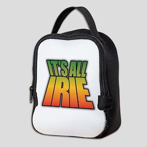 It's All IRIE Neoprene Lunch Bag