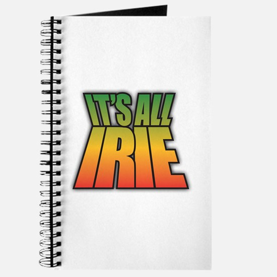 It's All IRIE Journal