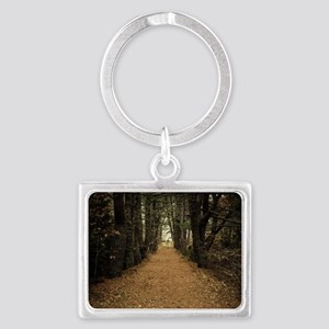 Pine Hill Path Keychains