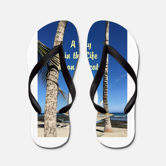 A Day in the Life of an Educator Flip Flops