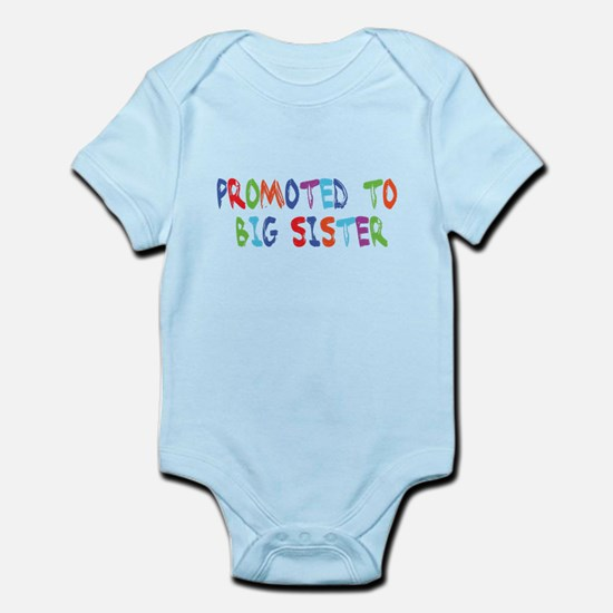 Promoted to Big Sister. Body Suit