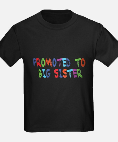 Promoted to Big Sister. T-Shirt