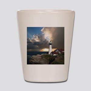 Lighthouse Lookout Shot Glass