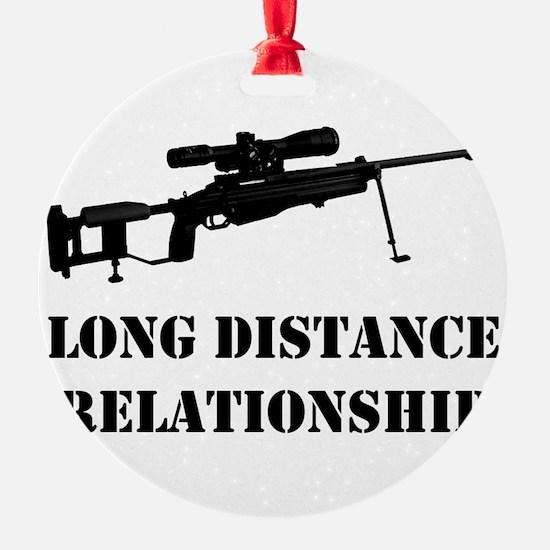 long distance Ornament