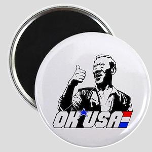 OK USA Magnet