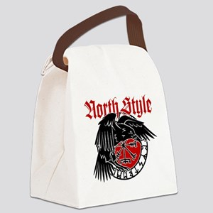 North Style Canvas Lunch Bag