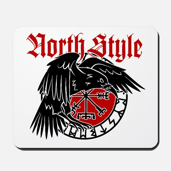 North Style Mousepad