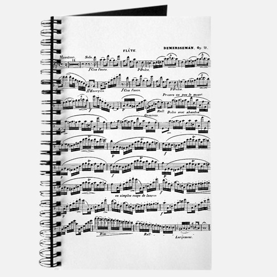 Flute Solo Journal