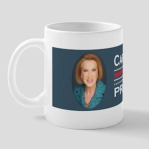 Carly Fiorina Mug