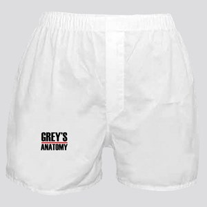 Grey's Anatomy Boxer Shorts
