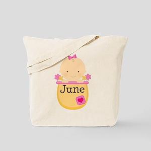June Baby Maternity Tote Bag