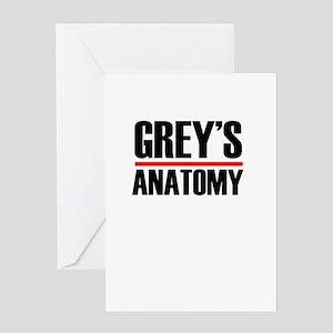 Abc tv show greeting cards cafepress greys anatomy greeting cards m4hsunfo