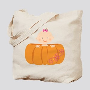 October Baby Tote Bag
