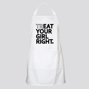 Treat Your Girl Right Apron