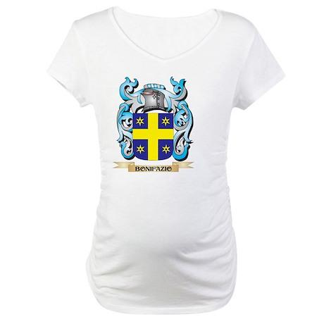 Bonifazio Coat of Arms - Family Maternity T-Shirt