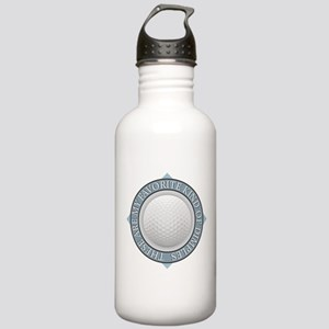 Golf - My Favorite Kin Stainless Water Bottle 1.0L
