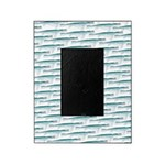 Mosasaurus Pattern Picture Frame
