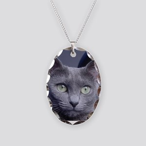 russian blue Necklace