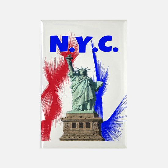 Cute Nyc souvenirs Rectangle Magnet