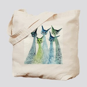 Lakeland Stray Cats Tote Bag