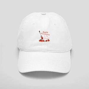 Happy Anniversary Baseball Cap