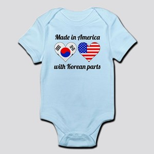 Made In America With Korean Parts Body Suit