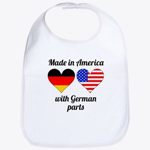 Made In America With German Parts Bib