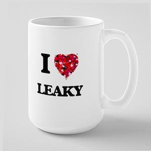 I Love Leaky Mugs