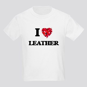 I Love Leather T-Shirt