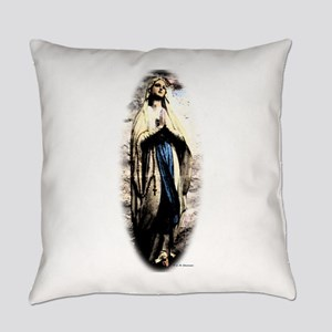 Mary Everyday Pillow