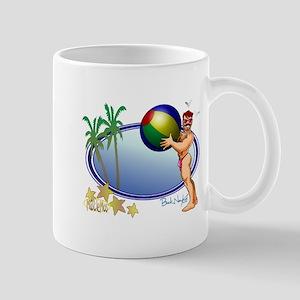 Beach Ball Mug