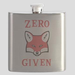 Zero (Fox) Given Flask