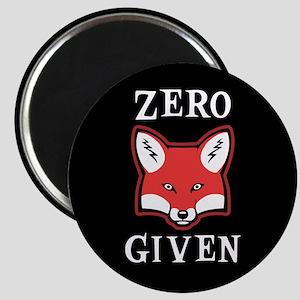 Zero (Fox) Given Magnet