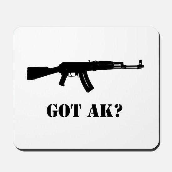 Got AK? Mousepad
