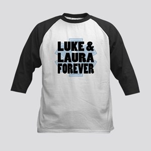 Luke and Laura Baseball Jersey