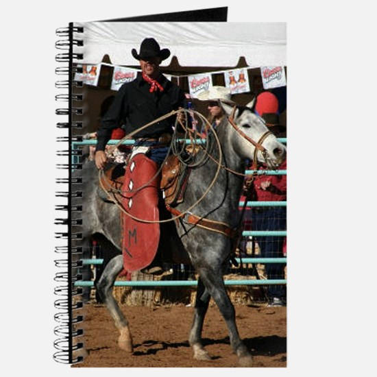 Cute Rodeo Journal