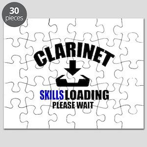 Clarinet Skills Loading Please Wait Puzzle